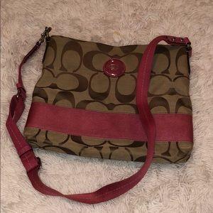 FREE w/ $300 purchase! Coach purse!